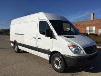 2011 Mercedes-Benz Sprinter Cargo Vans Chicago, Illinois
