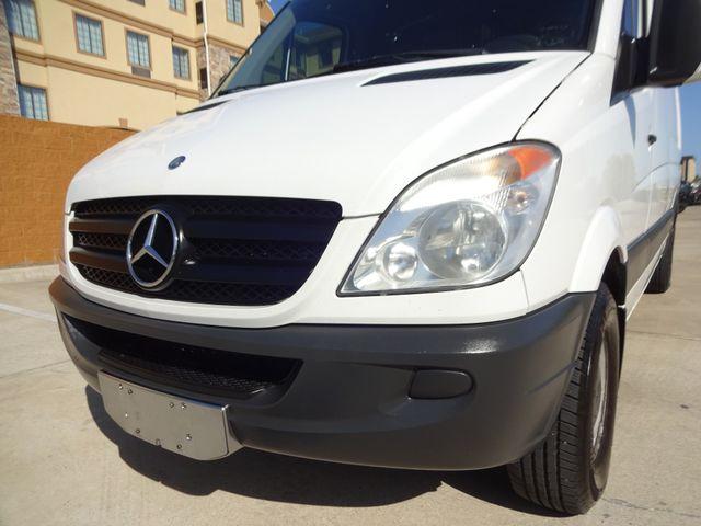 2011 Mercedes-Benz Sprinter Cargo Vans Corpus Christi, Texas 7