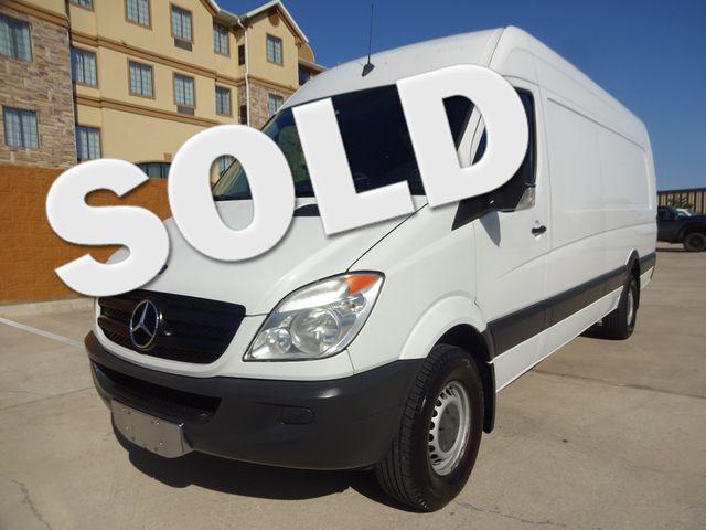 2011 Mercedes-Benz Sprinter Cargo Vans Corpus Christi, Texas 0