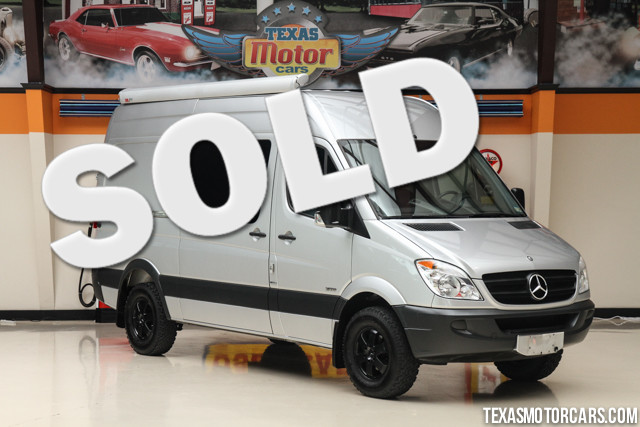 2011 Mercedes Sprinter Crew Van This Carfax 1-Owner accident-free 2011 Mercedes-Benz Sprinter Crew