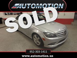 2011 Mercedes C300 4-Matic SPORT. BEAUTIFUL SEDAN VERY WELL CARED FOR. Saint Louis Park, MN