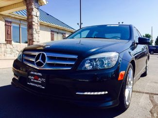 2011 Mercedes C300W C300 Sport Sedan LINDON, UT 8