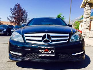 2011 Mercedes C300W C300 Sport Sedan LINDON, UT 9