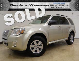 2011 Mercury Mariner AWD Sunroof Clean Carfax We Finance   Canton, Ohio   Ohio Auto Warehouse LLC in  Ohio