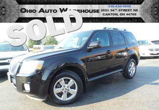 2011 Mercury Mariner Premier AWD Sunroof Clean Carfax We Finance   Canton, Ohio   Ohio Auto Warehouse LLC in  Ohio
