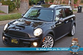 2011 Mini CLUBMAN S AUTOMATIC CRUISE CONTROL PANORAMIC ROOF XENON SPORTS PKG SERVICE RECORDS! Woodland Hills, CA