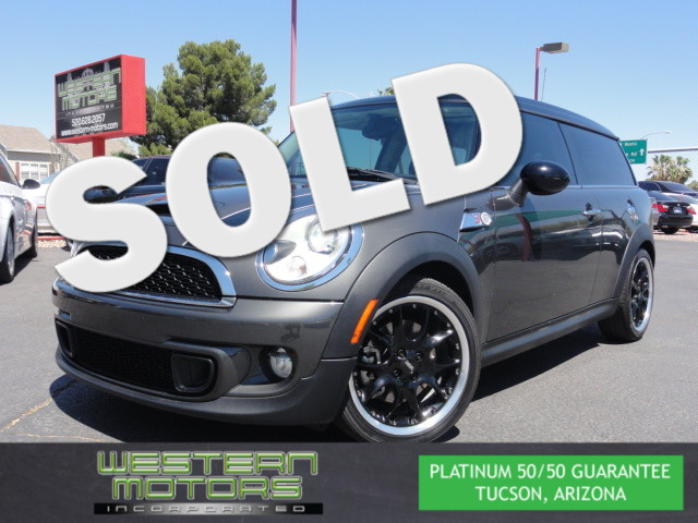 This 2011 MINI Clubman S is a Western Motors Featured Car
