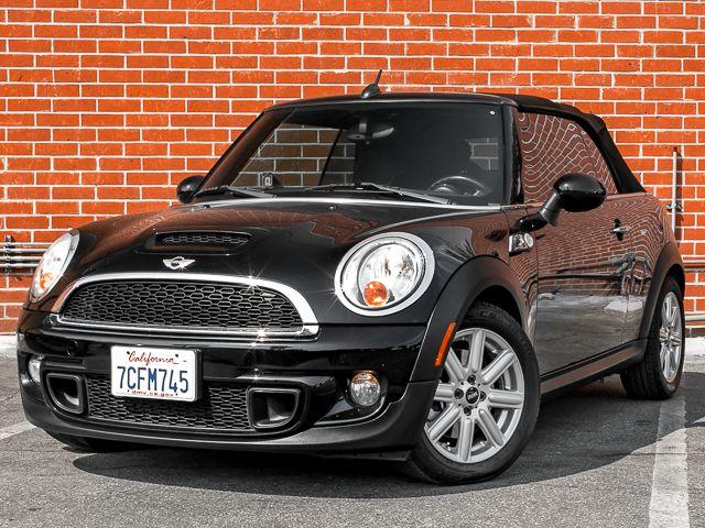 2011 Mini Convertible s Burbank, CA 1