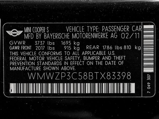 2011 Mini Convertible s Burbank, CA 26