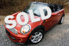 2011 Mini Convertible - Spice Orange - Clean Carfax Lakewood, NJ