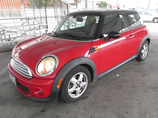 2011 MINI Hardtop This particular vehicle has a SALVAGE title Please call or email to check avail