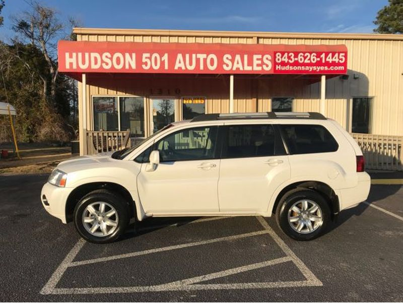 2011 Mitsubishi Endeavor LS | Myrtle Beach, South Carolina | Hudson Auto Sales in Myrtle Beach South Carolina
