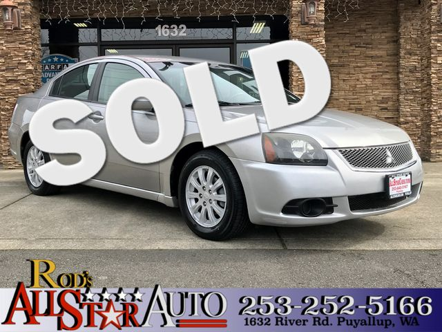 2011 Mitsubishi Galant FE The CARFAX Buy Back Guarantee that comes with this vehicle means that yo