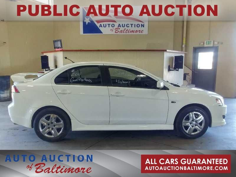 2011 Mitsubishi Lancer GTS | JOPPA, MD | Auto Auction Of Baltimore In JOPPA  MD