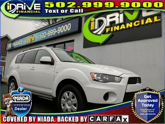 2011 Mitsubishi Outlander ES | Louisville, Kentucky | iDrive Financial in Lousiville Kentucky