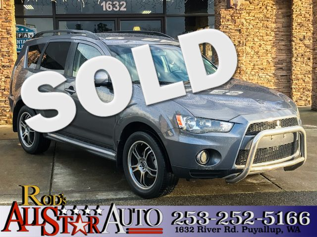 2011 Mitsubishi Outlander SE AWD The CARFAX Buy Back Guarantee that comes with this vehicle means