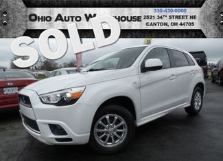 2011 Mitsubishi Outlander Sport 31 MPG Clean Carfax We Finance | Canton, Ohio | Ohio Auto Warehouse LLC in  Ohio