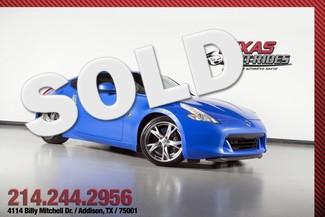 2011 Nissan 370Z Touring 6-Speed w/ Navigation Addison, Texas