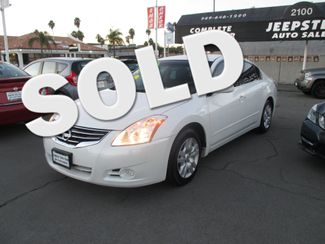 2011 Nissan Altima 2.5 S Costa Mesa, California 0