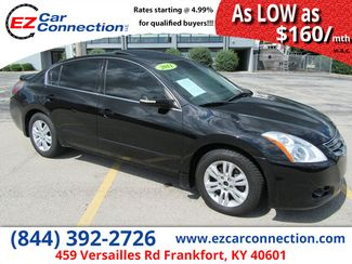 2011 Nissan Altima 2.5 SL | Frankfort, KY | Ez Car Connection-Frankfort in Frankfort KY