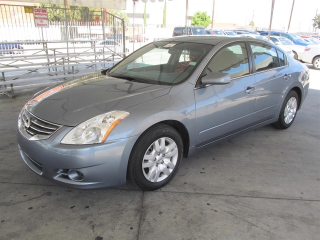 2011 Nissan Altima 25 S This particular vehicle has a SALVAGE title Please call or email to chec