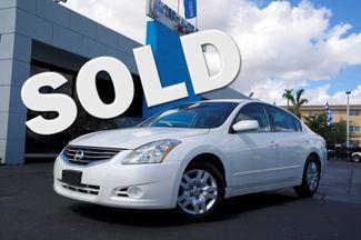 2011 Nissan Altima 2.5 S Hialeah, Florida