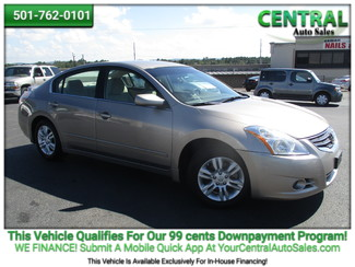 2011 Nissan ALTIMA in Hot Springs AR