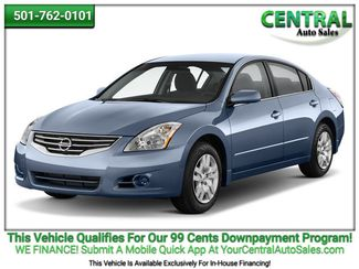 2011 Nissan Altima 2.5 S | Hot Springs, AR | Central Auto Sales in Hot Springs AR