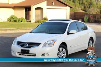 2011 Nissan ALTIMA HYBRID SEDAN 2.5L 1-OWNER NEW TIRES SERVICE RECORDS GAS SAVER! Woodland Hills, CA