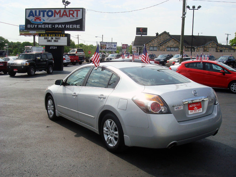 2011 Nissan Altima 2.5 SL | Nashville, Tennessee | Auto Mart Used Cars Inc. in Nashville, Tennessee