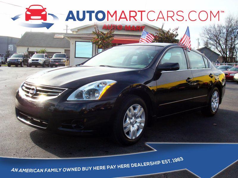 2011 Nissan Altima 2.5 S | Nashville, Tennessee | Auto Mart Used Cars Inc. in Nashville Tennessee