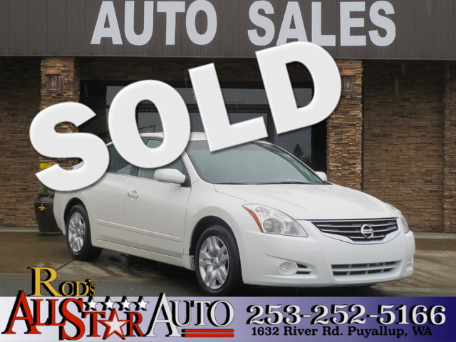 2011 Nissan Altima 25 S The CARFAX Buy Back Guarantee that comes with this vehicle means that you