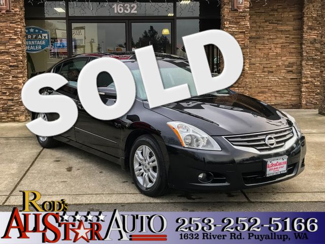 2011 Nissan Altima 25 SL The CARFAX Buy Back Guarantee that comes with this vehicle means that yo