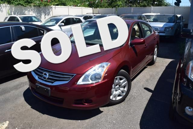 2011 Nissan Altima 2.5 S Richmond Hill, New York 0