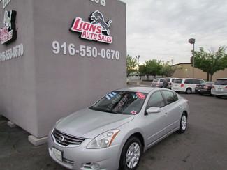 2011 Nissan Altima 2.5 S Sacramento, CA 1
