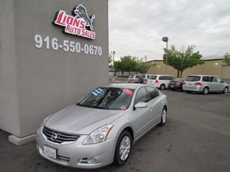 2011 Nissan Altima 2.5 S Sacramento, CA 4