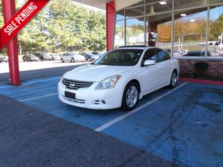 2011 Nissan Altima in WATERBURY, CT