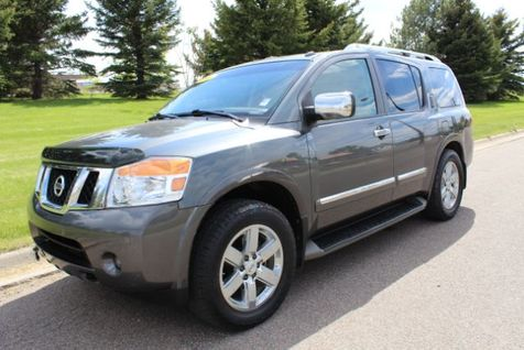 2011 Nissan Armada Platinum in Great Falls, MT