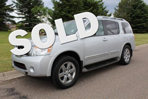 2011 Nissan Armada Platinum in Great Falls, MT
