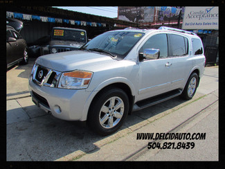 2011 Nissan Armada Platinum, Fully Loaded! Very Clean! New Orleans, Louisiana 0