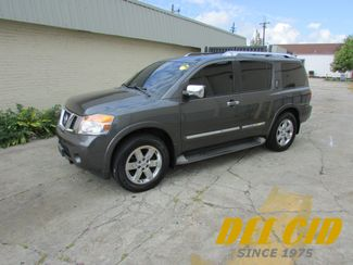 2011 Nissan Armada Platinum, Fully Loaded! Clean CarFax! New Orleans, Louisiana 1