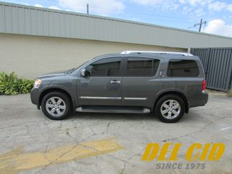 2011 Nissan Armada Platinum, Fully Loaded! Clean CarFax! New Orleans, Louisiana 4
