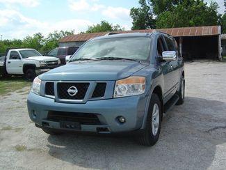 2011 Nissan Armada SV San Antonio, Texas 1