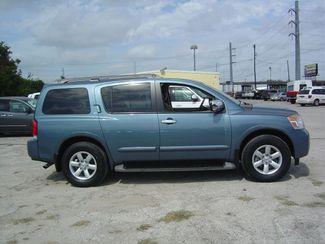 2011 Nissan Armada SV San Antonio, Texas 4