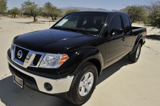 2011 Nissan Frontier in Cathedral City, CA