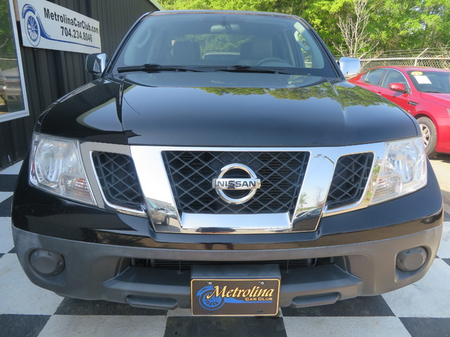 2011 Nissan Frontier S Charlotte-Matthews, North Carolina 2