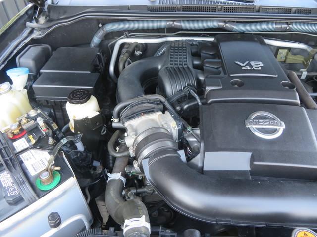 2011 Nissan Frontier S Charlotte-Matthews, North Carolina 25