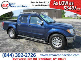 2011 Nissan Frontier SL | Frankfort, KY | Ez Car Connection-Frankfort in Frankfort KY