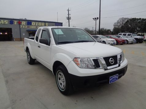 2011 Nissan Frontier S in Houston