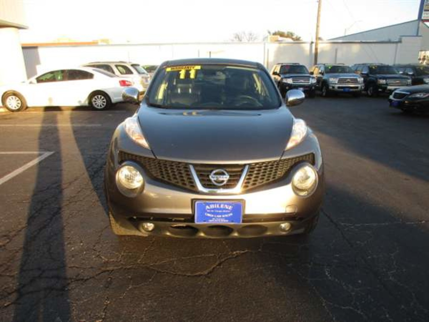 2011 nissan juke sl abilene tx abilene used car sales. Black Bedroom Furniture Sets. Home Design Ideas
